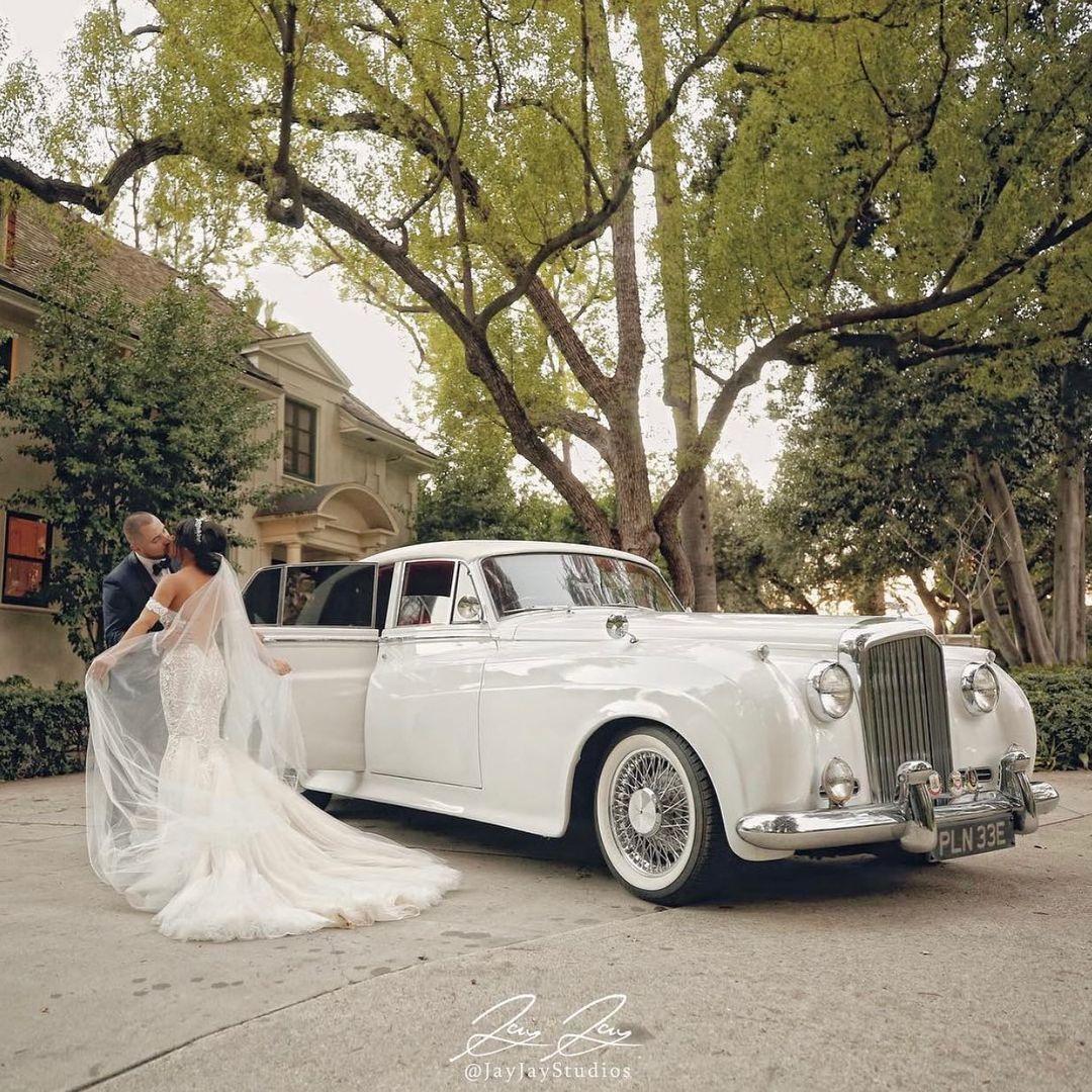 1956 Bentley limo rental