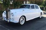 1956 Rolls Royce Rental