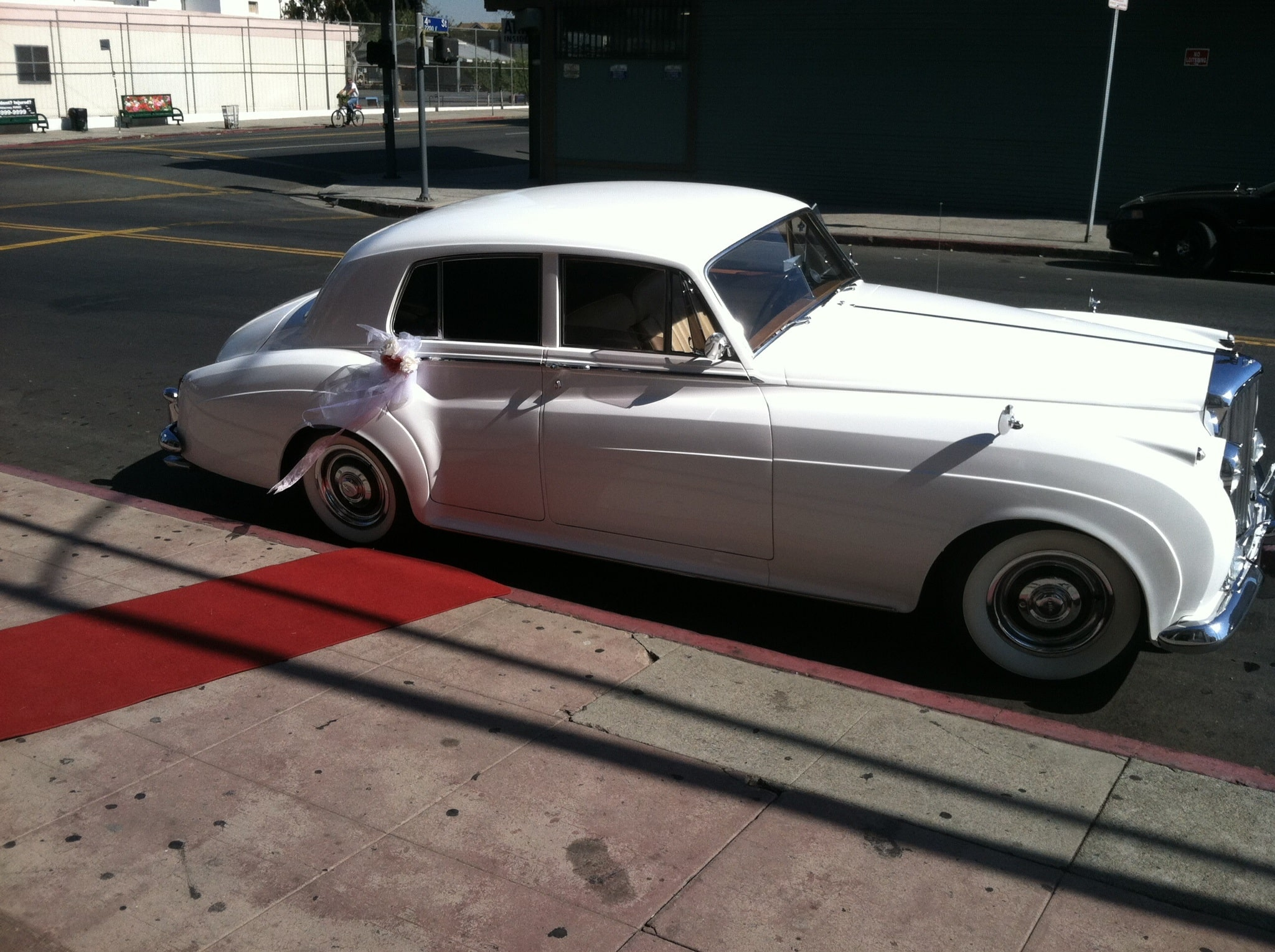 1960 Bentley limo