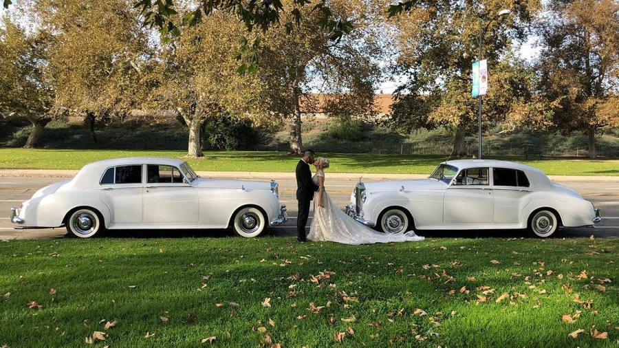 wedding limo occasion