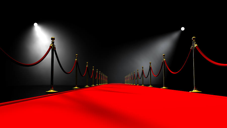 awards show limo occasion