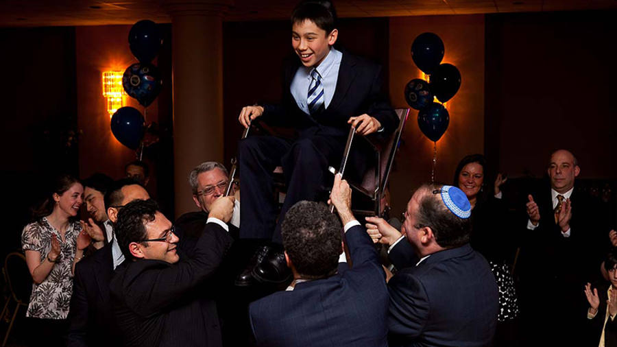 bar mitzvah limo occasion